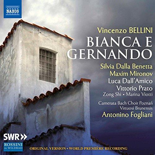 Digital Booklet: Bellini: Bianca e Gernando (Bellini E Bianca Gernando)