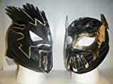 KALISTO UND SIN CARA KINDER RINGER MASKE KOSTÜM LUCHA DRACHEN WWE