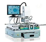 Gowe Automatische BGA Rework Station BGA Reballing Maschine mit 2Lötpaste & 231pcs direkt Heizung Schablonen