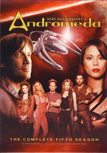 Andromeda - The Complete Fifth Season (5th) (Boxset)