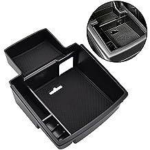 Daxey Audi Q5 Q5 2009-17 Apoyabrazos Caja de Almacenamiento de palets Center Console Container