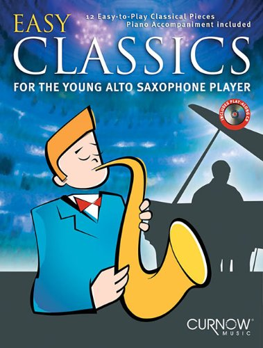 Easy Classics For the young Alto Saxophone player