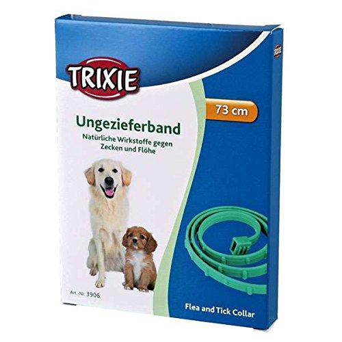 Artikelbild: TRIXIE Ungeziefer-Halsband, 60 cm - für Hunde - Farbe: braun