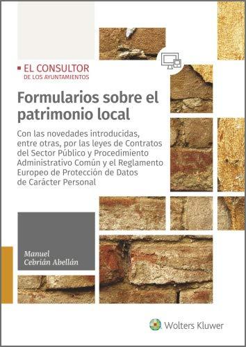 Formularios sobre el patrimonio local eBook: Manuel Cebrián ...