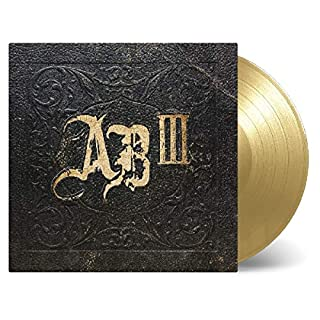 Ab III (Ltd Gold Vinyl) [Vinyl LP]