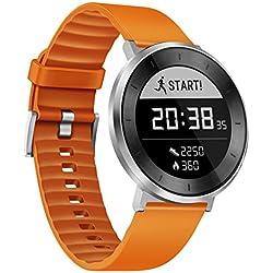 "Huawei Fit 1.04"" LCD Negro, Plata Reloj Inteligente - Relojes Inteligentes (2,64 cm (1.04""), LCD, Pantalla táctil, 144 h, 35 g, Negro, Plata)"