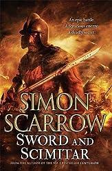 Sword and Scimitar by Simon Scarrow (2012-10-25)