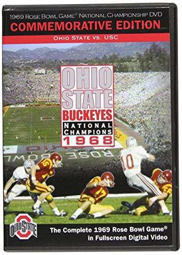 Ohio State: 1969 Rose Bowl National Championship TM002 by Ohio State Rose Bowl