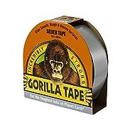 Gorilla 304490132M Tape für unebene Oberflächen-Silber