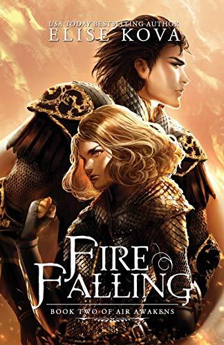 Fire Falling (Air Awakens Series Book 2) - Feuer-magie-cover
