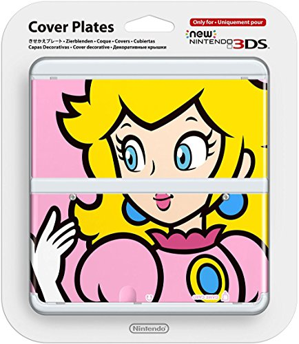 New Nintendo 3DS Zierblende 004 (Peach)