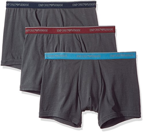Armani Boxer Briefs (Emporio Armani Men's Core Logoband 3-Pack Boxer Brief)