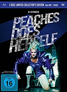 Peaches Does Herself - Mediabook [Blu-ray] [Limited Edition]