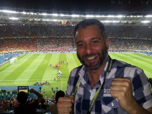 Guillem Balague's Euro 2012 Diary