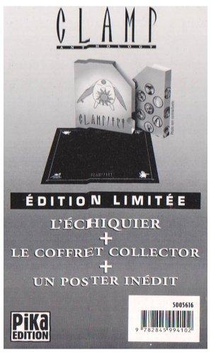 Clamp Anthology Boite Collector avec échiquier