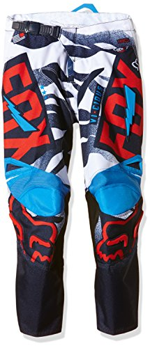Fox Kinder Hose 180 Vicious, Blue/White, 22, 14973-025