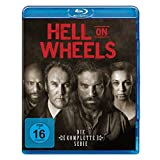 Hell On Wheels - Staffel 1-5 [Blu-ray]