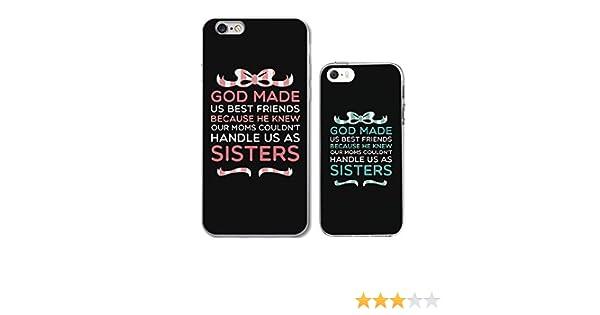 iPhone 6PLUS + 5 Custodia coppia per il migliore amico-TTOTT