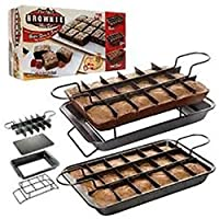 Perfect Brownie Cake Divider