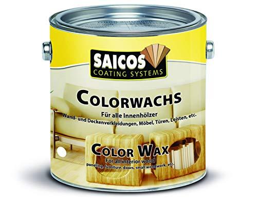 Saicos 300 3013 Colorwachs, birke, 0,75 Liter - Birke Parkett