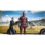 Deadpool Movie (26x14 inch, 65x35 cm) Silk Poster Seda Cartel PJ1F-403D