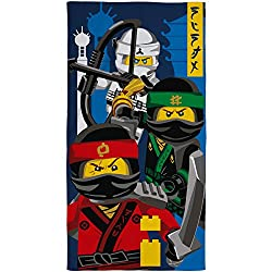 "Lego Ninjago Movie Lego Ninjago-film, ""Ninja""-kinder-handtuch"