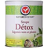 Naturesystem Complément Alimentaire Soupe Detox À L'artichaut 300 g
