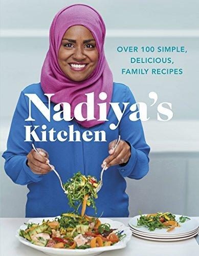 Nadiya's Kitchen by Nadiya Hussain (2016-06-16)