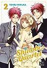 Shinobi Quartet, tome 2 par Himuka