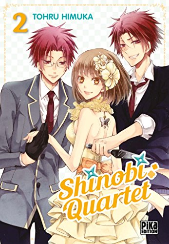 Shinobi Quartet Edition simple Tome 2