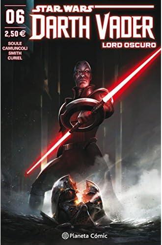 Descargar gratis Star Wars Darth Vader Lord Oscuro nº 06 de Charles Soule