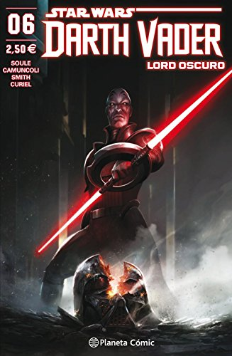 Star Wars Darth Vader Lord Oscuro nº 06