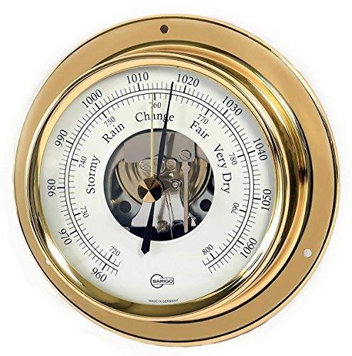 Barómetro de Barco, con Parking del Tiempo Atmosferico
