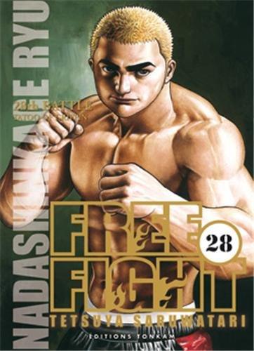 Free fight - New Tough Vol.28