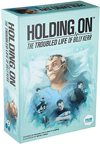 Hub Games HLO01HG Holding On: The Troubled Life of Billy Kerr