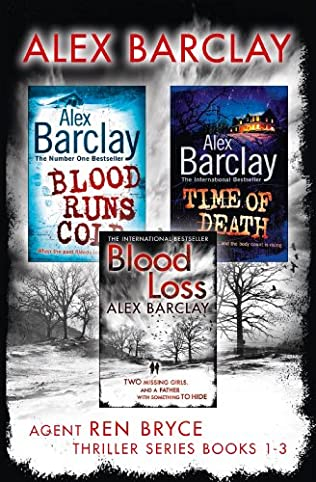 book cover of Agent Ren Bryce Thriller Series Books 1-3