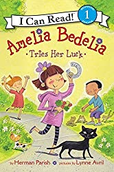 Amelia Bedelia Tries Her Luck (I Can Read Books: Level 1) by Herman Parish (2013-09-01)