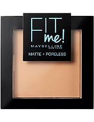 GEMEY MAYBELLINE Fit Me - Poudre mat antipores - 220 Natural beige NU