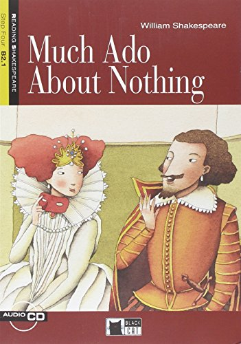 Much ado about nothing. Con audiolibro. CD Audio Reading