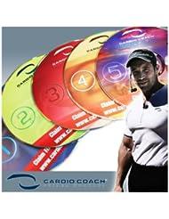 Cardio Coach CD - Bloque con formas de gimnasia