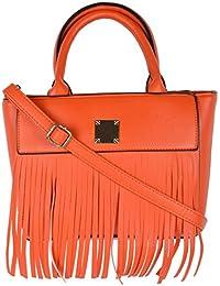 Kleio Elegant Fringe Party Handbag with Sling
