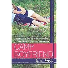 Camp Boyfriend by J.K. Rock (2013-07-02)