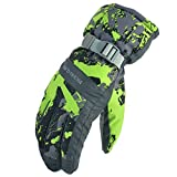 Best E-More Climbing Gloves - Panegy Unisex Sports Ski gloves Winter Warm Mittens Review