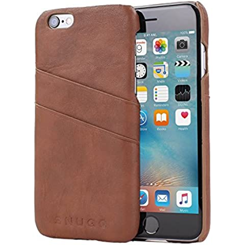 iphone-ultrathin-cs-parent, Similpelle Pelle, Brown, iPhone 6 /