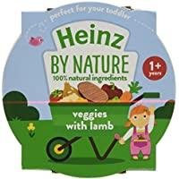 Heinz Little Kidz Tender Lamb with Veggies Tray, 230 g (Pack of 5) preiswert