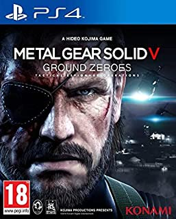 Metal Gear Solid V : Ground Zeroes (B00HULQXEO) | Amazon price tracker / tracking, Amazon price history charts, Amazon price watches, Amazon price drop alerts