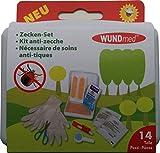 WUNDmed 05-015 Zecken-Set, 14tlg