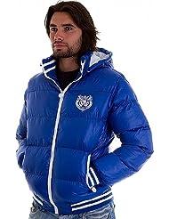 Gangster Unit - Blouson - Bluff Bleu/blanc - Bleu