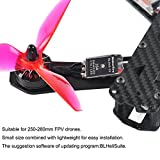 4pcs Makerfire 35A Brushless ESC LED BLHeli_S 2-5S Electronic Speed Controller RGB LED 3D Mode Support Dshot150/300/600/1200 Oneshot125 Oneshot42 MultiShot for RC FPV Racing Drone Quadcopter (35A) from MakerStack