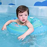 Generic As picture : Baby Swim Ring Inflatable Infant Waist Double Airbag Kids Swimming Pool Accessories Safety Raft Float Inflatable Children's Toys
